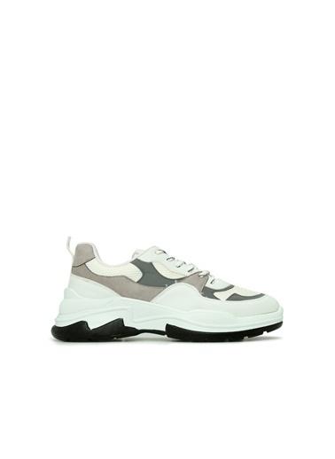 Divarese 5024473 Erkek Sneaker Beyaz